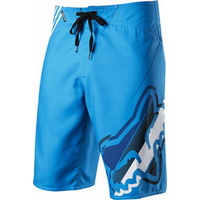 Fox Hashed Boardshort Blue