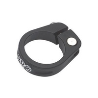 Pro Seatpost Clamp Black 28.6Mm Alloy