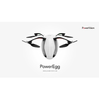 PowerVision PowerEgg Drone w/ Backpack, Battery & 64GB mircroSDXC Memory CArd