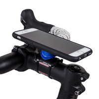 Quad Lock Bike Kit (Iphone 6 6S) New Bicycle Phone Quadlock Case+Mount+Cover