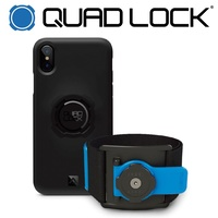 Quadlock Run Kit For iPhone X Quad Lock Case Mount