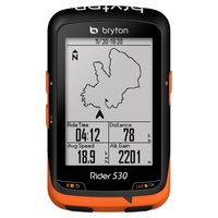 Bryton Rider 530 T Hrm Spd/Cad Combo Ant+ Bundle Gps Computer