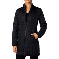Fox Racing Women's Sequence Water-Resistant Quilted Jacket - Black