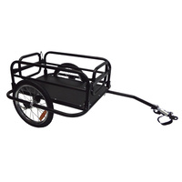 Bikecorp Steel Bike Trailer Bicycle