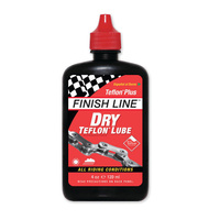 Finish Line Bike Bicycle (Dg) Dry Lube (Teflon +) 4 Oz