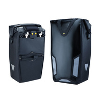 Topeak Bike Bicycle Pannier Dry Bag Dx Black (Each)