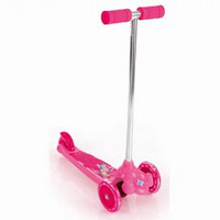 Eurotrike Twist & Roll Tri Scooter Pink