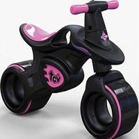 Eurotrike Tcv Ride On Balance Bike Pink