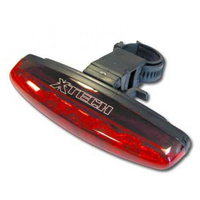 Xtech Tail Light 5 Led Long Taillight  Battery Are Included