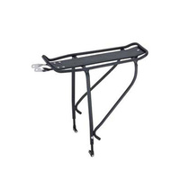 X Tech Bicycle Rear Pannier Rack Alloy - Suits Disc Brake