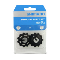 Shimano XT Dyna-Sys High Grade Pulley Set - Guide & Tension