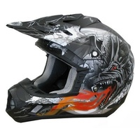 Thh Tx12 Bolt Dragon Kids Motor Bike Moto Cross Helmet