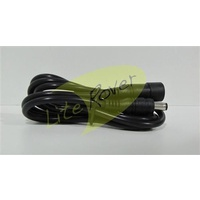Extension Cable For Use With Literover & Magicshine Bicycle Light Systems.