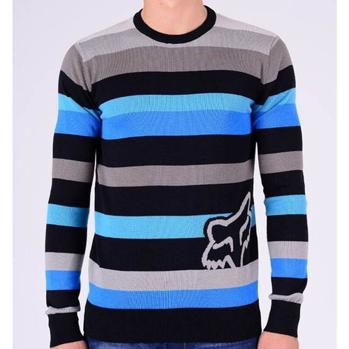 Fox Central Sweater Indigo