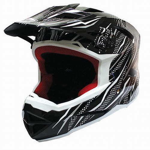 THH T-42 BMX MTB FULL FACE HELMET ADULT